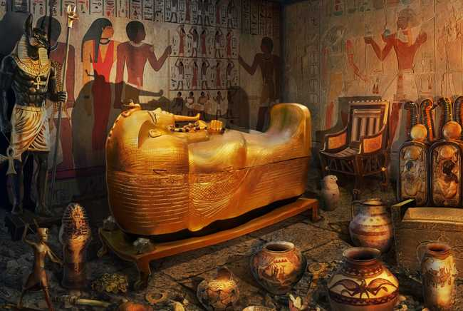 21 Weird Facts About King Tut