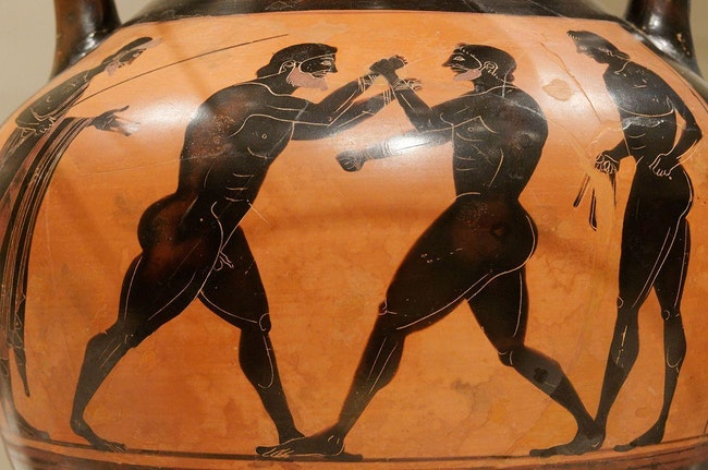 Hardcore Ancient Olympic Athletes Who Would Easily Smoke Modern Athletes