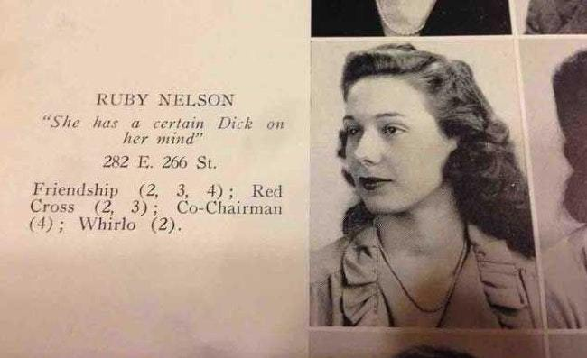 16 Amazing Vintage Yearbook Quotes That Prove Wit Is Timeless