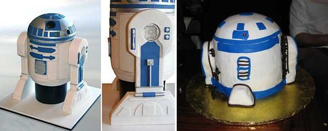Nerdy Cakes That Were Total Fails