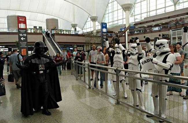 Amazingly Epic Airport Pickup Signs