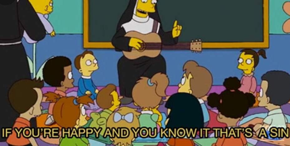 The 15 Greatest Simpsons Religion Jokes