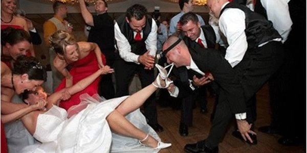 The Most Epic Wedding FAILs of All Time