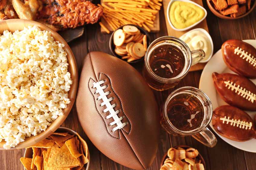The Best Super Bowl Foods