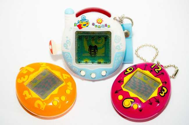 Tamagotchis/Virtual Pets