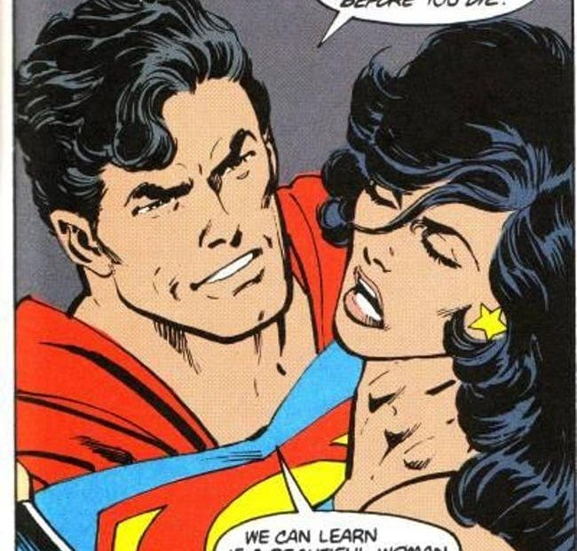 The 30 Greatest Examples of Superman Being a Dick