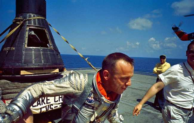 28 Famous Firsts in Space Travel and Exploration