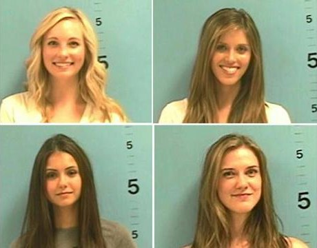 People Who Are Way Too Happy in Mugshots