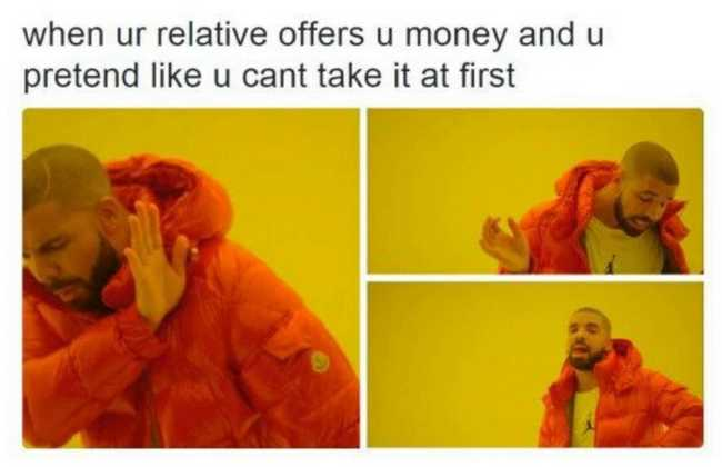 Memes You'll Really Relate to If You're Trying to Save Money