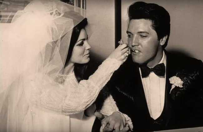Hollywood Legends On Their Wedding Day