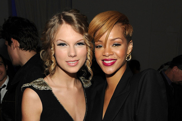 Famous Friends of Rihanna