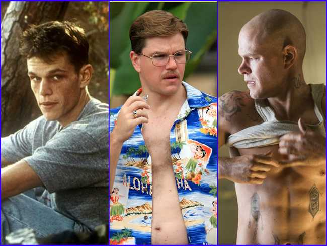 Most Extreme Actor Transformations