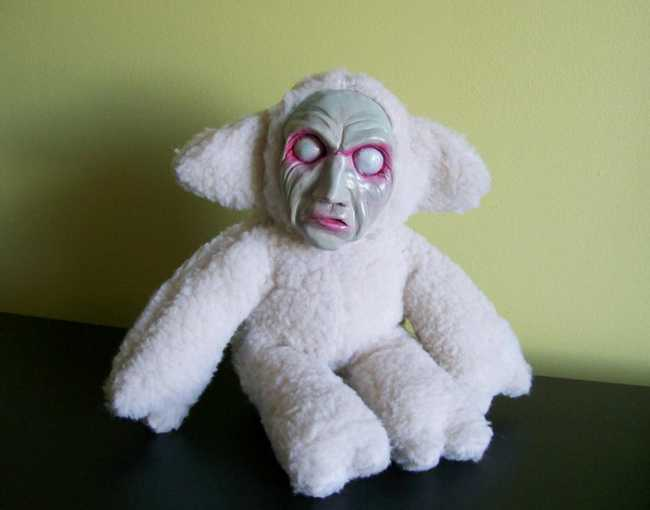 Stuffed Animals That Will Give You Nightmares