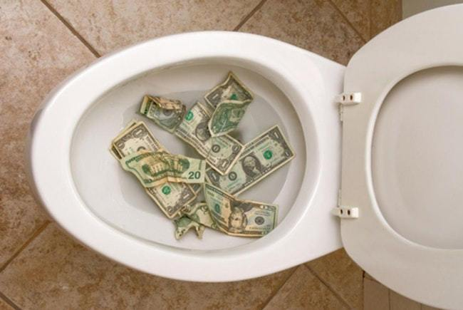15 Super Weird Things That Were Once Found in Toilets