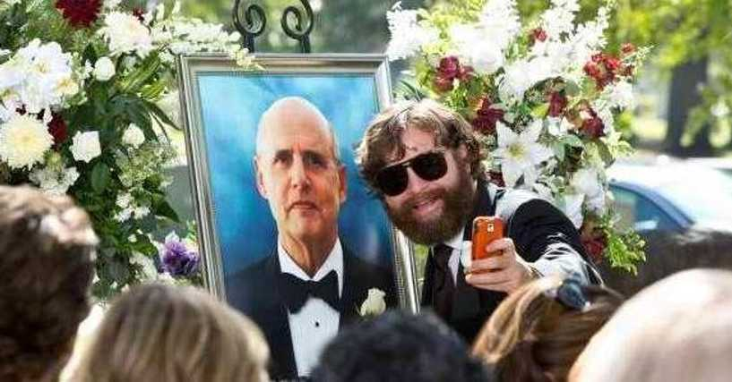 Worst Selfies at Funerals