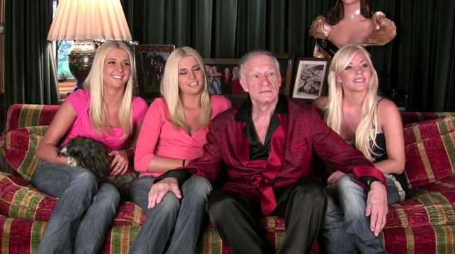 Life In The Playboy Mansion Is Pretty Much Hell, According To The Playmates Who Have Lived There