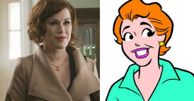 What The Riverdale Actors Look Like Vs How The Characters Look In The Comics