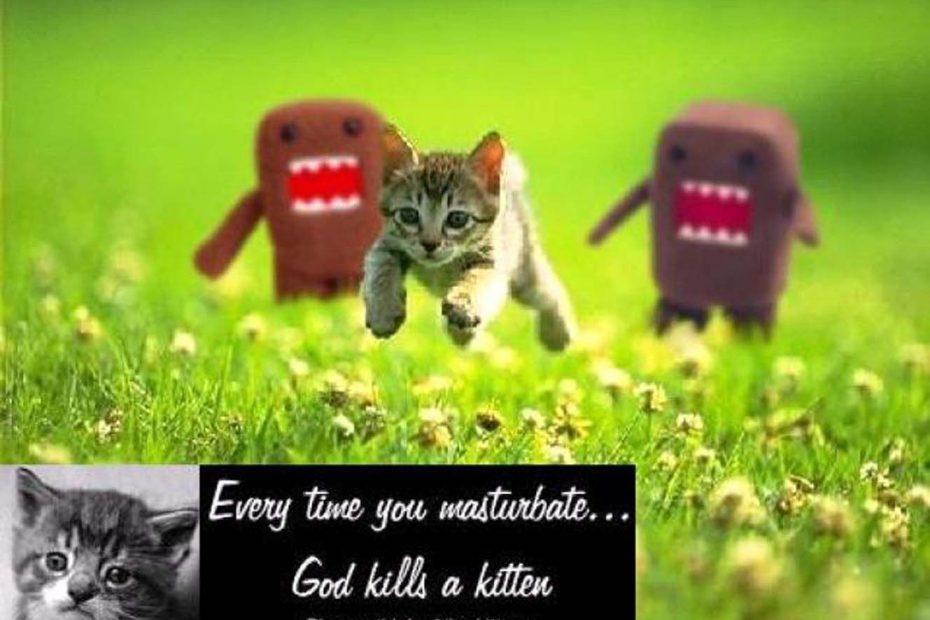 13 Hilarious Anti-Masturbation Ads