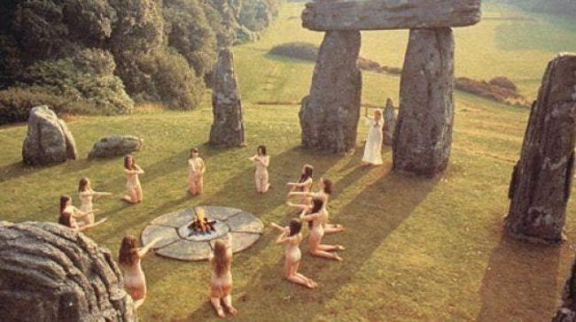 14 Fascinating Truths About Pagan Sex Rituals