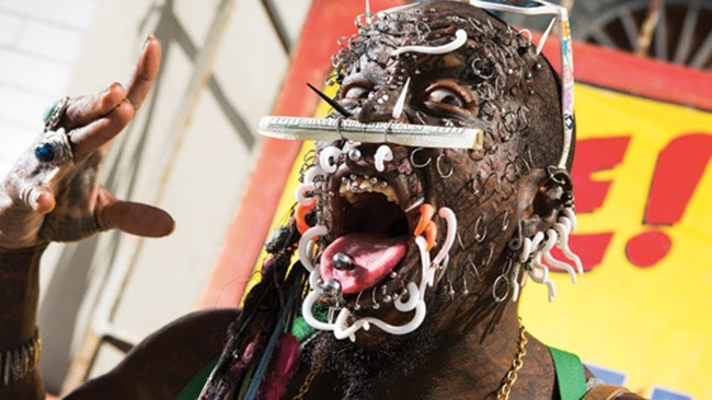 The Most Extreme Body Modifications Ever