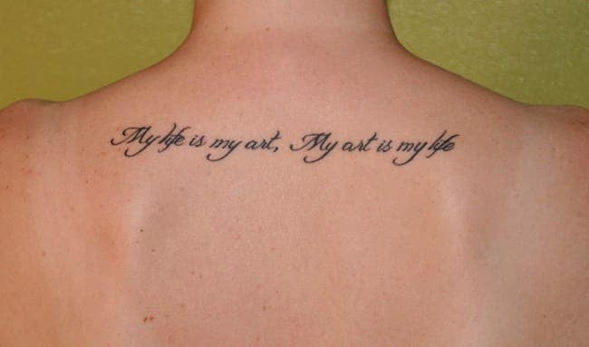 17 Tattoos Every Basic B*tch Has