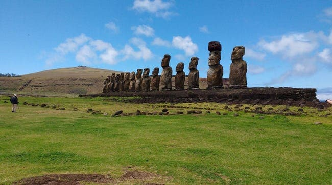 How The Civilization On Easter Island Collapsed